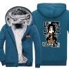 Осень Зимняя футболка мужская мода ITANHI One piece Anime LUffy с капюшоном с капюшоном толстый толстовки США размер футболка pepe jeans london футболка