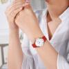 OLEVS Модные женские наручные часы Лучшие роскошные марка женские Женевские кварцевые часы Женская кожаные наручные часы relojes mujer 2018 роскошные золотые часы женские кварцевые стальные наручные часы повседневные женские наручные часы женские часы