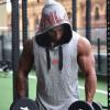 Мышцы д-р братья летние виды спорта случайный жилет мужской тонкий дышащий жилет без рукавов жилет