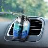 Рок ароматерапия Автомобильный держатель Универсальный аромат вентиляционное отверстие автомобиля освежитель воздуха автомобильный держатель Роскошные природный автомобильный аксессуар