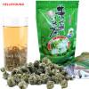 Оптовый чай высокого качества Jasmine Flower 100g Premium Jasmine Pearl Китайский органический зеленый чай в твердом переплете душистый чай 2 100g new model tea food grain powder packaging machine
