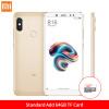 Глобальная версия Xiaomi Redmi Note 5 3GB 32GB 5.99 Полноэкранный двухкамерный мобильный телефон Note5 Snapdragon 636 Octa Core 13MP Front [official global rom]xiaomi redmi note 4 3gb 32gb smartphone silver