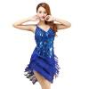 2018 Новое прибытие сексуальное бахрома латинское платье танца для девочек дешевая латунная юбка танец латуни в продаже 4 цвета до квадратный танец танца юбка черный юбка тела юбка тянуть канат безопасности штаны латинский танцевальная юбка