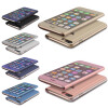 Mzxtby Luxury Flip Protection Full Screen Window Cases for IPhone 7 6 6s Plus Case Clear Mirror Cover for IPhone X 8 Plus Case акаленное стекло для iphone x 10 curved edge full cover новое 5d закаленное стекло для iphone 8 7 6 6s plus full screen protecto