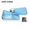 JADO d610s Новатэк Автомобильный видеорегистратор 5.0 IPS Экран Full HD 1080 P Автомобильные видеорегистраторы Двойной объектив Ре видеорегистраторы
