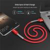 Mzxtby Fast Charging USB Type C Cable Мобильный телефон Type-C USB Data Sync для кабеля Xiaomi / HuaWei / Nexus 5X 6P / LG 1 м usb to micro usb sync data woven mesh cable for google nexus 7 nexus 7 ii red page 2