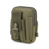 Наружная кемпинговая сумка для туризма Медальонная тактическая сумка Molle Pouch Belt Loops Шкафчик для талии Телефонный чехол для iPhone Смартфон