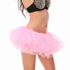где купить женщины - розовую пачку юбку моды взрослых девочек очень кружева эластичных юбки мини - тюль высокого качества многослойные слой по лучшей цене