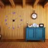 Современные безрамные DIY настенные часы Большие 3D Настенные часы наклейки для гостиной Спальня Кухня