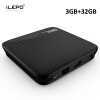 iLEPO M8S Pro L Android 7.1 Smart TV Box Amlogic S912 64 bit Quad Core H.265 4K HD WiFi TVcenter 17.3 IPTV Set-top Player Box t95v pro 3gb 16gb amlogic s912 android tv box octa core cortex a53 kodi 2 4g 5g wifi bluetooth 4 0 4k h 265 vp9 hdr player