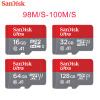 Оригинальный Sandisk микро SD карты 16 ГБ 32 ГБ 64 ГБ 200 ГБ картао де memoria карт Micro SD 128 ГБ Class 10 до 90 МБ/с. карты пам iphone 5 64 гб черный