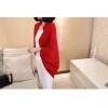 малого @ женщин случайные свитер длинные рукава вязаные джампер кардиган длинное пальто, куртки вязаные пальто в тега