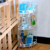 [супермаркет] Bei Sesi Jingdong три кружевные хранения ванной полки стеллаж кухонный уголок BS-2006 bei bei xiang