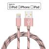 Фото фги молнии USB - кабель нейлоновые убраны 8 - зарядка USB - кабели 8pin зарядное устройство шнур для iPhone 7,7 плюс, 6s плюс 5, зарядное устройство soalr 16800mah usb ipad iphone samsug usb dc 5v computure