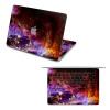 geekid @ MacBook Air 11 пропуск фронта наклейки MacBook клавиатура наклейки полной пропуск Univers топ - стикер в американском стиле клавиатуры, защитник macbook air mc 505 бу в киеве