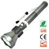 Zoom LED Flashlight Car Charger 18650 Rechargeable CREE T6 High Power LED Torch 1000 Lumens 10W Long Range Waterproof high power 2000 lumen xml l2 led diving flashlight torch waterproof 80m depth underwater diver led flash light lampe torche