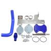 Ryanstar EGR Cooler/Throttle Valve Delete Kit Fits For 10-14 Dodge Ram 6.7L Cummin*s Diesel 1 piece common rail diesel engine control valve 32f61 00062 injector valve