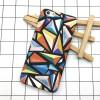 Модная яркая Геометрия алмаз Жесткий Матовая Пластик крышка для Apple IPhone 6 6s 5 5s se ультра тонкий чехол для iphone 7 8 плюс кик игуана 6 5xr16 4x114 3 et35 dia66 1 алмаз ч рный цена