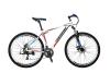27,5 Алюминиевая рама горного велосипеда Shimano 21 Speed Daul DISC Тормоза передняя подвеска велосипеда MTB рама для велосипеда ud mtb 29er bb30