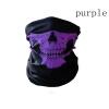 Маска черепа для хеллоуина, шарф для мотоцикла и велосипеда маска черепа с рукой uni