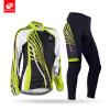 NUCKILY Весна / Осень Спорт Одежда Костюмы Оптовые Высокое качество Велоспорт Одежда для дам Установить GC006GD006 оптовые базы киев химия где