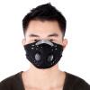 Unisex Super Anti-pollution Воздушный фильтр Велоспорт Маска для лица мотоцикла