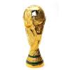 2018 Природная смола Золото FIFA World Cup Trophy Model dhl ems free shipping resin world cup trophy model 1 1 full size resin world trophy cup 1 1 5kg height 36cm