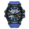 Military Watches Army Men's Wristwatch LED Quartz Watch Digtial Dual Time Men Clock 1617 reloj hombre Sport Watch Army miss dior eau de parfum 2012