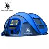 Бросить палатку наружные автоматические палатки бросать всплывающие водонепроницаемые кемпинг пешеходные палатки водонепроницаемые большие палатки семьи