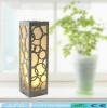 Настольная лампа Белый абажур для гостиной Домашние украшения для гостиной Настольные лампы для спальни ночники для гостиной