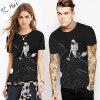 Мода Мужчины / Женская футболка 3d Print Designed Stylish Summer T shirt Brand Tops Tees футболка женская roxy russiancrew j tees palace blue