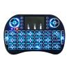 купить KP-810-21 2.4G мини-беспроводная клавиатура с пультом дистанционного управления Touchpad для ПК Pad Google Andriod -черный недорого