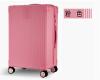 20-дюймовый чемодан для путешествий, Студенческий чемодан с застежкой-молнией и кодовым замком чемодан