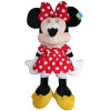 кукла Disney Disney Микки Минни Микки Маус плюшевых игрушек куклы день рождения День Святого Валентина подарок девушка кукла # 1 Минни disney гирлянда детская вымпел с рождением малышки минни маус