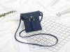 Цянь Xiu дизайнер дамы Messenger сумка г-жа ведро мешок Сумка Messenger сумка сумка Маленькая квадратная сумка Сумка Сумка DrawStr