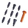 Супер PDR набор инструментов для автомобиля нажмите вниз ручка резиновый молоток