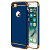 For iPhone 8 Case Cover 3 in 1 Hard PC Back Cover Full Protection Phone Cases For iphone 8 plus ultra thin pc hard back cover phone case for iphone 6 plus 6s plus
