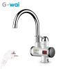 GWAI Instant Hot Water Faucet Heater Kitchen Water Heating Faucet DRS-X30M2 ljxh double u shape tube electric water heater element rice car electric heat pipe 304 stainless steel heating tube 220v 380v