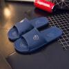 Новые домашние тапочки, летняя крытая нескользящая платформа, пару ванных комнат мягкие сандалии и тапочки