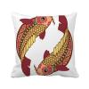 рыбы созвездие символ зодиака площадь бросить подушку включить подушки покрытия дома диван декор подарок шатура диван лондон рогожка бежевая 2 подушки в подарок
