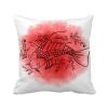 в японии культура рыбку иллюстрация площадь бросить подушку включить подушки покрытия дома диван декор подарок декор для дома оптом в москве