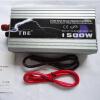 1500W 1500Watt Автомобиль Чистый синусоидальный инвертор питания 12V DC до 220V AC 3000 Вт Пик 60 Гц Автомобильные электроинструме инвертор ozio 12v 220v 130w ep13