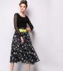 Lovaru ™Осенние новый женская мода ландшафтный дизайн пачки юбки талии Тонкий юбки женские юбки в розницу