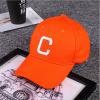 Бейсбольная кепка Men Lady Регулируемая крышка Casual Cap Side Вышивка Love Letter A Cap Cap Sport Snapback Summer Fall Hat