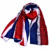новый большой размер британский флаг шарф для женщин топ дизайн плюс размер хлопок теплый пончо и накидки мусульманский хиджаб bufanda wrap массажный шарф nap massage wrap