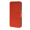 MOONCASE чехол для Samsung Galaxy S6 Smooth Skin Flip Wallet Card Slot Stand Pouch Leather Cover Orange luxury stand flip