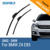 Sumks стеклоочистителей для BMW Z4 E85 21 и 20 Fit крючок оружия 2002 2003 2004 2005 2006 2007 2008 2009