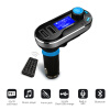 Bluetooth Car Kit FM Transmitter Handfree Car MP3 Audio Player with Dual USB Car Charger Support USB SD TF Card fm fm transmitter mp3 wireless microphone transmitter radio transmitter board module diy suit kit of parts