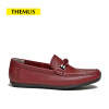 THEMUS Flats Men's Shoes Oxford Retro Series A6688-1 global global adv workbook