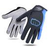 NEWBOLER Велоспорт перчатки Мужчины Спорт Полный Finger Anti Slip Гель Pad Мотоцикл MTB Дорожный велосипед Велосипед Зимние перчатки Длинные пальцы